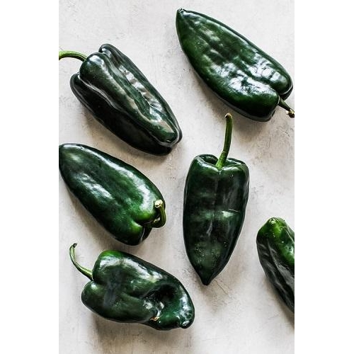 Poblano Peppers 500gr