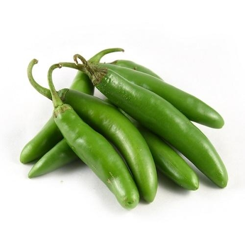 Serrano Peppers 250gr