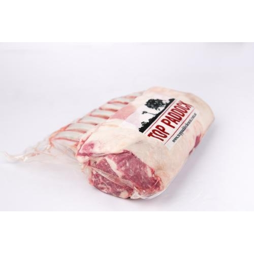 Lamb Rack Frenched Cap Off -  Top Paddock